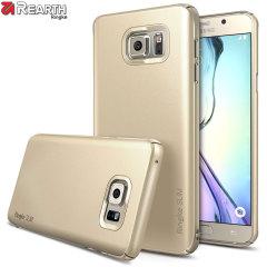 Custodia Rearth Ringke Slim per Samsung Galaxy Note 5 - Oro