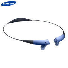 Samsung Gear Circle Bluetooth Headset - Blue