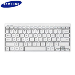 Samsung Universal Bluetooth Keyboard - European (EU) Layout - White