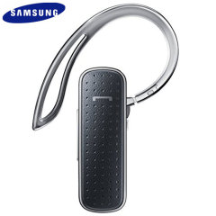 Keep talking for longer with the MN910 Bluetooth Headset from Samsung. With extra comfort, water- resistance, NFC and superb audio voice clarity, this is a superior product. Includes car charger too.