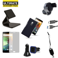 Pack Accessoires OnePlus 2 Ultimate