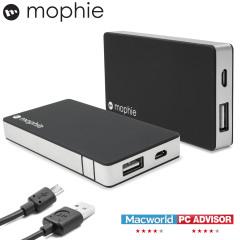 Batterie Externe 2500mAh Mophie Mini Powerstation - Noire