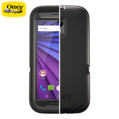 OtterBox Defender Series Motorola Moto 3rd Gen Case - Zwart