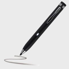 Broonel Silver Pro Works Active Stylus Pen - Black