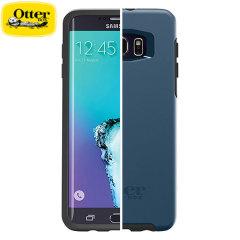 OtterBox Symmetry Samsung Galaxy S6 Edge+ Case - City Blauw