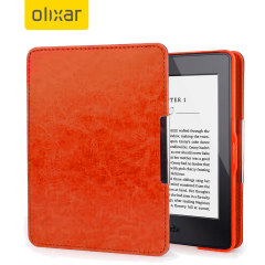 Olixar Kindle Paperwhite Case Tasche in Rot