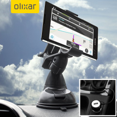 Olixar DriveTime Sony Xperia C3 Car Holder & Charger Pack