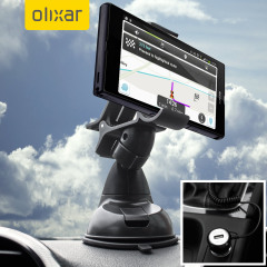 Essential items you need for your smartphone during a car journey all within the Olixar DriveTime In-Car Pack. Featuring a robust one-handed phone car mount and car charger with additional USB port for your Sony Xperia Z.