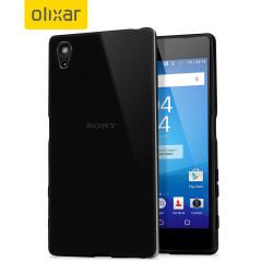FlexiShield Sony Xperia Z5 Skal - Svart