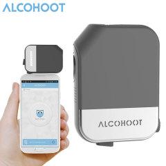Alcoholímetro Alcohoot para smartphones Android y iOS - Negra