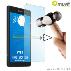 Muvit MFX Tempered Glass Sony Xperia Z5 Compact Screen Protector