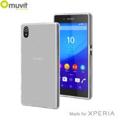 Muvit MFX MiniGel Sony Xperia Z5 Case - Transparent