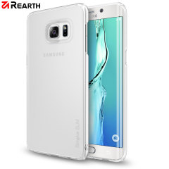 Rearth Ringke Slim Samsung Galaxy S6 Edge Plus Hülle in Frost Weiß