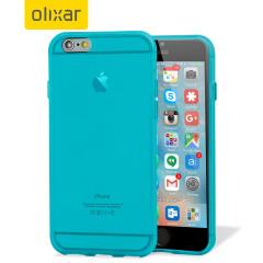 FlexiShield Case iPhone 6S Plus Hülle in Leicht Blau