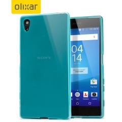 FlexiShield Case Sony Xperia Z5 Premium Hülle in Blau