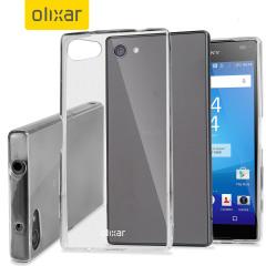 Custodia Ultra Thin Olixar Sony Xperia Z5 Compact - Trasparente