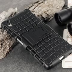 ArmourDillo Sony Xperia Z5 Premium Hülle in Schwarz