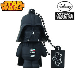 Star Wars Darth Vader 8GB USB Flash Drive Keyring