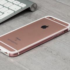 X-Doria Bump Gear Plus iPhone 6S Bumper - Rosé Guld