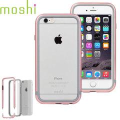 Este bumper Moshi iGlaze Luxe es la protección ideal para su iPhone 6s. Está fabricado con dos materiales, uno interior perfecto para absorber golpes y otro externo para darle un toque con mucho estilo a su teléfono móvil.