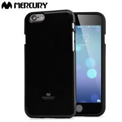 Eine Premium-Gel Hülle für Ihr iPhone 6S / 6. Die Mercury Goospery Jelly verfügt über eine hervorragenden Glanz, UV-Finish und robustes TPU Gel-Material, dass alle Stöße absorbiert und super aussehen wird.