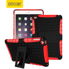 Coque Apple iPad Mini 4 ArmourDillo Hybrid - Rouge