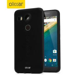 Esta funda para el Nexus 5X proporciona la protección de una funda de cristal junto con la resistencia de una funda de silicona.