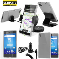 Das Ultimate Pack Sony Xperia Z5 Comapct Zubehör Set