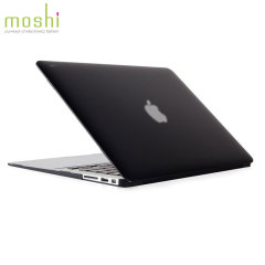 Moshi iGlaze MacBook Air 13 Inch Hard Case - Black
