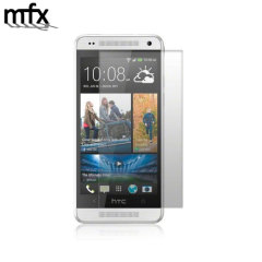 Keep your HTC One Mini 2 screen in pristine condition with this twin pack of MFX scratch-resistant screen protectors.