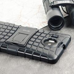 Olixar ArmourDillo Hybrid Microsoft Lumia 950 XL Case - Zwart