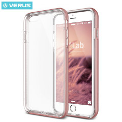 Coque Verus Cristal Bumper iPhone 6S / 6 - Or Rose