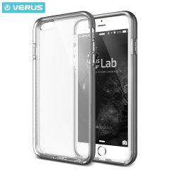 Verus Crystal Bumper iPhone 6S Plus / 6 Plus Case - Steel