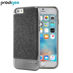 Prodigee Sparkle Fusion iPhone 6S / 6 Glitter Case - Black