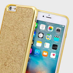 Prodigee Sparkle Fusion iPhone 6S Plus / 6 Plus Glitter skal - Guld