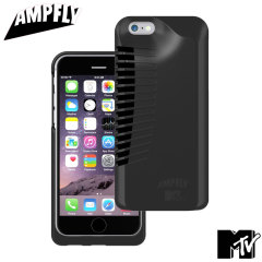 Ampfly MTV iPhone 6S / 6 Amplifier Case - Black