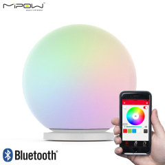 MiPow Playbulb Sphere Bluetooth Smart LED Lamp