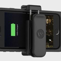 Clip de cinturón universal Mohie para smartphones - Negro