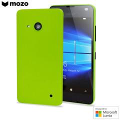 Mozo Microsoft Lumia 550 Batterieabdeckung in Grün