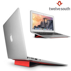 Soporte para el MacBook Twelve South BaseLift - Rojo
