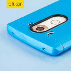FlexiShield Dot Case LG V10 Hülle in Blau