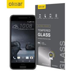 Olixar Tempered Glass HTC One A9 Displayschutz