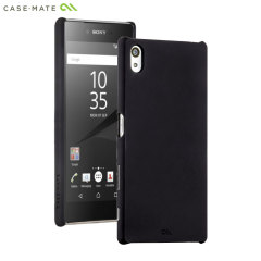 Case-Mate Barely There Sony Xperia Z5 Case - Zwart