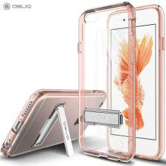 Houdt je iPhone 6 / 6S beschermd tegen schade met deze duurzame en aantrekkelijk case van polycarbonaat van Obliq.