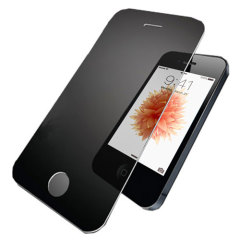 Introducing the PanzerGlass glass screen protector with privacy filter. Designed to be shock resistant and scratch resistant, PanzerGlass offers ultimate protection for your iPhone SE's display.