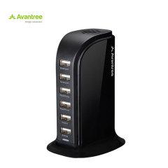 Avantree PowerTower Desktop USB Ladegerät in Schwarz