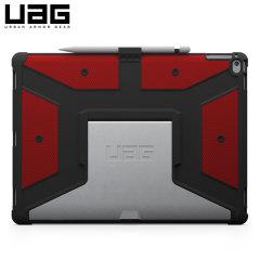UAG Rogue iPad Pro 12.9 Zoll Rugged Folio Case Hülle Rot