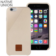 Coque iPhone 6S / 6 Protective Native Union CLIC 360 - Sable