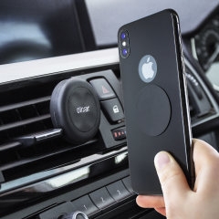 Dock your smartphone effortlessly and with precision thanks to the Universal Magnetic Vent Car Holder from Olixar. Extremely easy to install and fully case compatible, this really is the best way to view your phone while you drive.