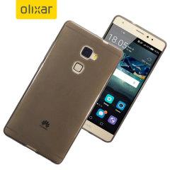 FlexiShield Huawei Mate S Case - Rook Zwart